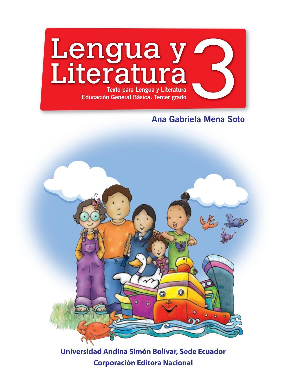 Lengua y Literatura 3 - muestra editorial - Maya Educación