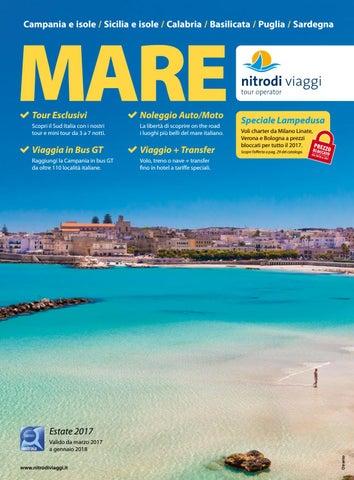 2b1e8886e1f9 Catalogo Mare 2017 - Nitrodi Viaggi by Nitrodi Viaggi S.r.l. - Tour ...