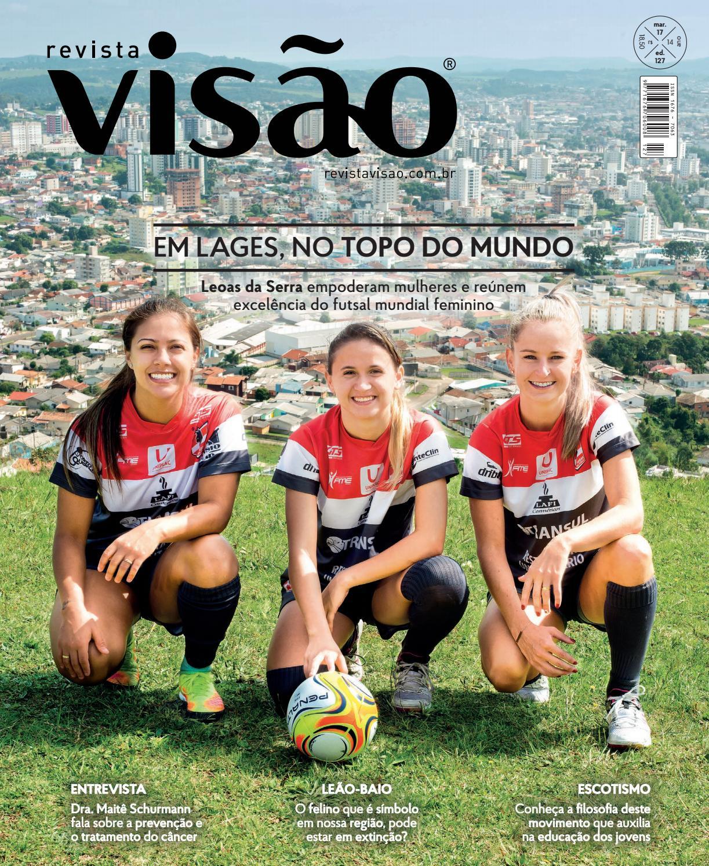 Revista Visão - Março 2017 - Edição  127 by Revista Visão - issuu 5b6d528fba1d7
