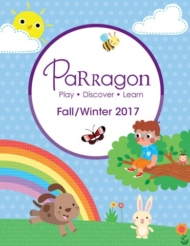 Parragon Fall Winter 2017 Catalog By