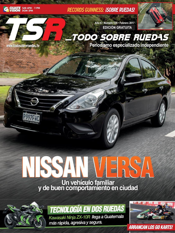 TSR_Todo Sobre Ruedas Vol.105 by TSR todo sobre ruedas - issuu