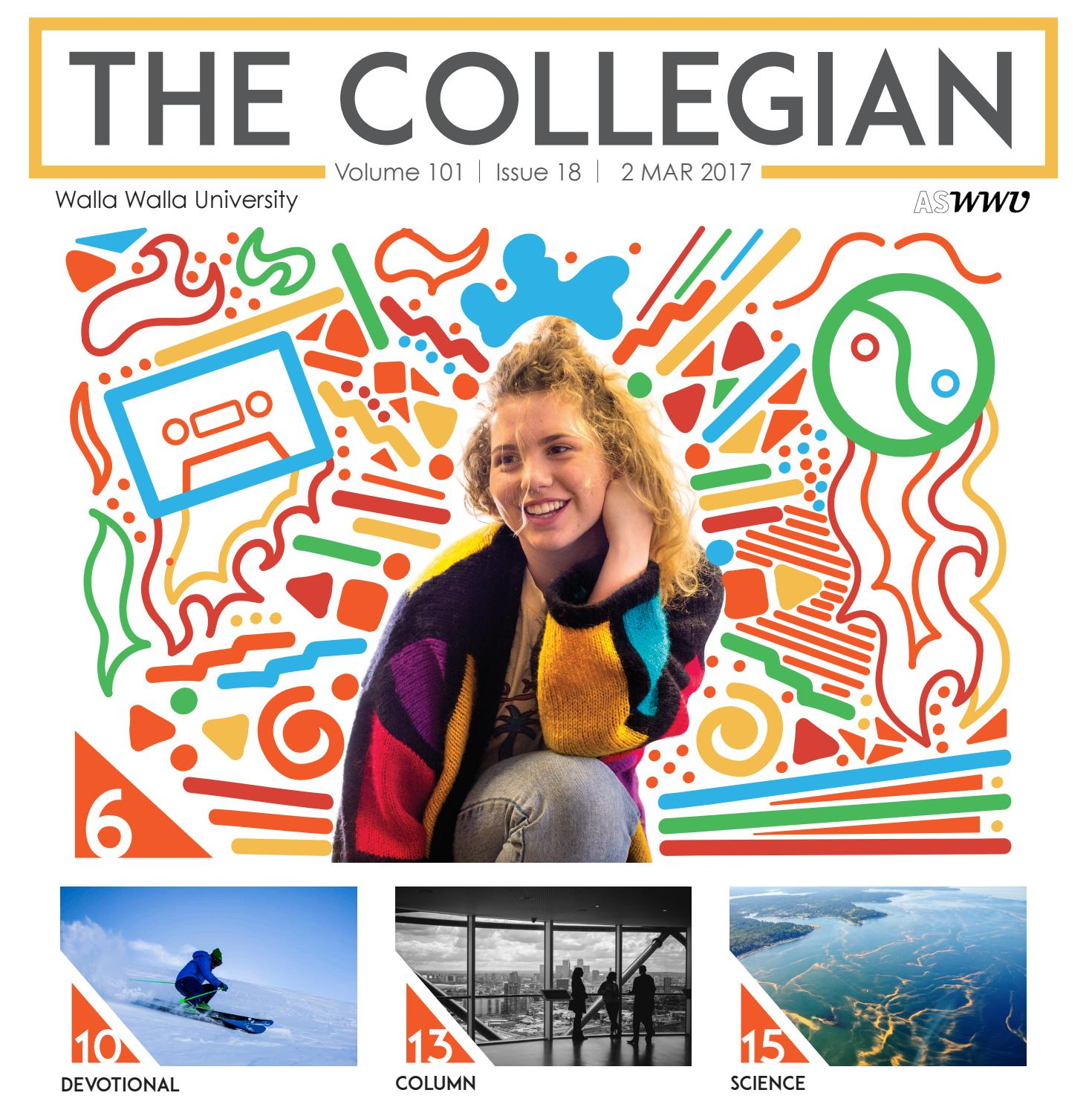 Volume 101 Issue 18 by The Collegian - issuu
