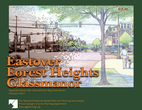 Approved Eastover/Forest Heights/Glassmanor Sector Plan and