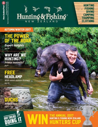 9ba2db61eb13b Autumn Catalogue 2017. from Hunting & Fishing New Zealand. Read issue here.  Read issue here. Scroll for more. Page 1