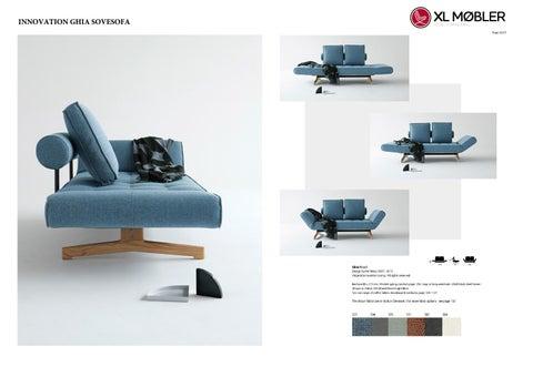 Innovation Ghia Sovesofa By Xl Mobler Issuu