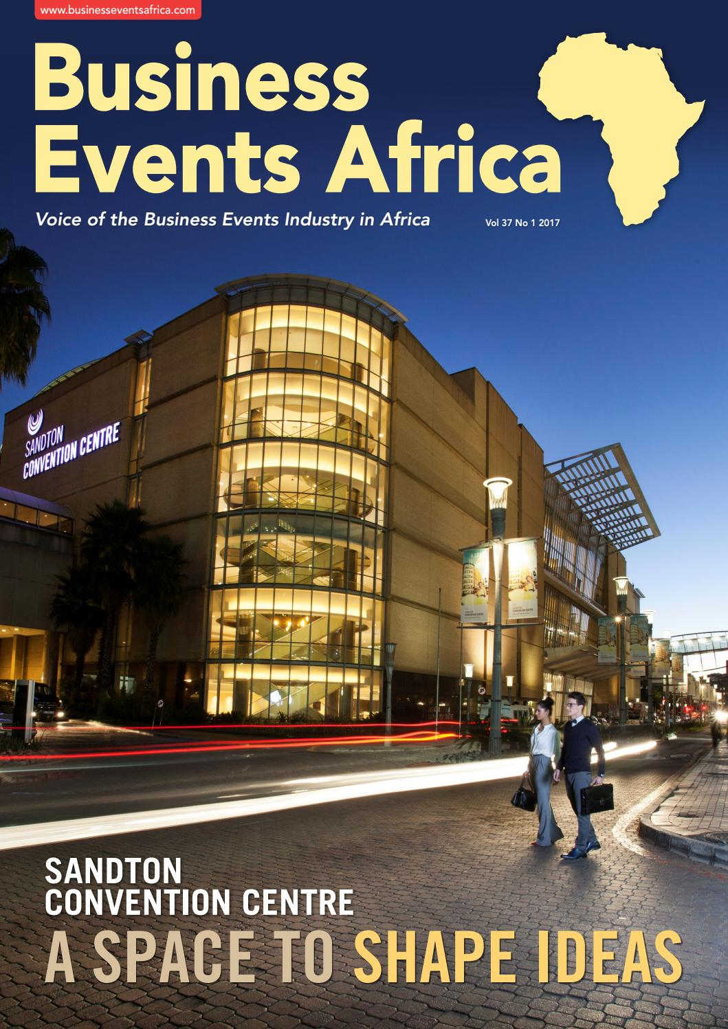 Land Rover Discovery 2 >> Business Events Africa Feb 2017 Vol 37 No 1 by Contact Publications - Issuu