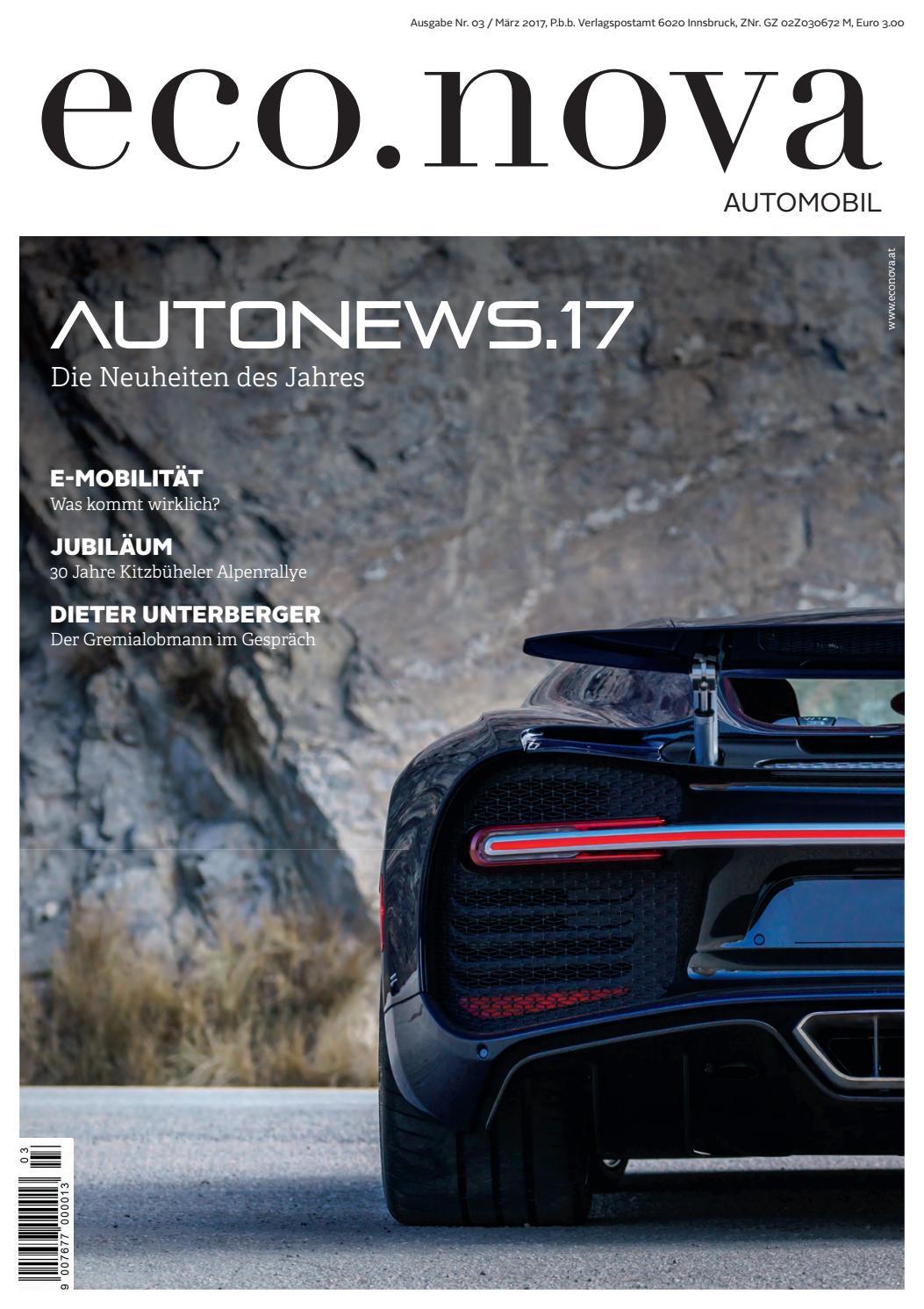 eco.nova SPEZIAL Automobil 2017 by eco.nova verlags gmbh - issuu