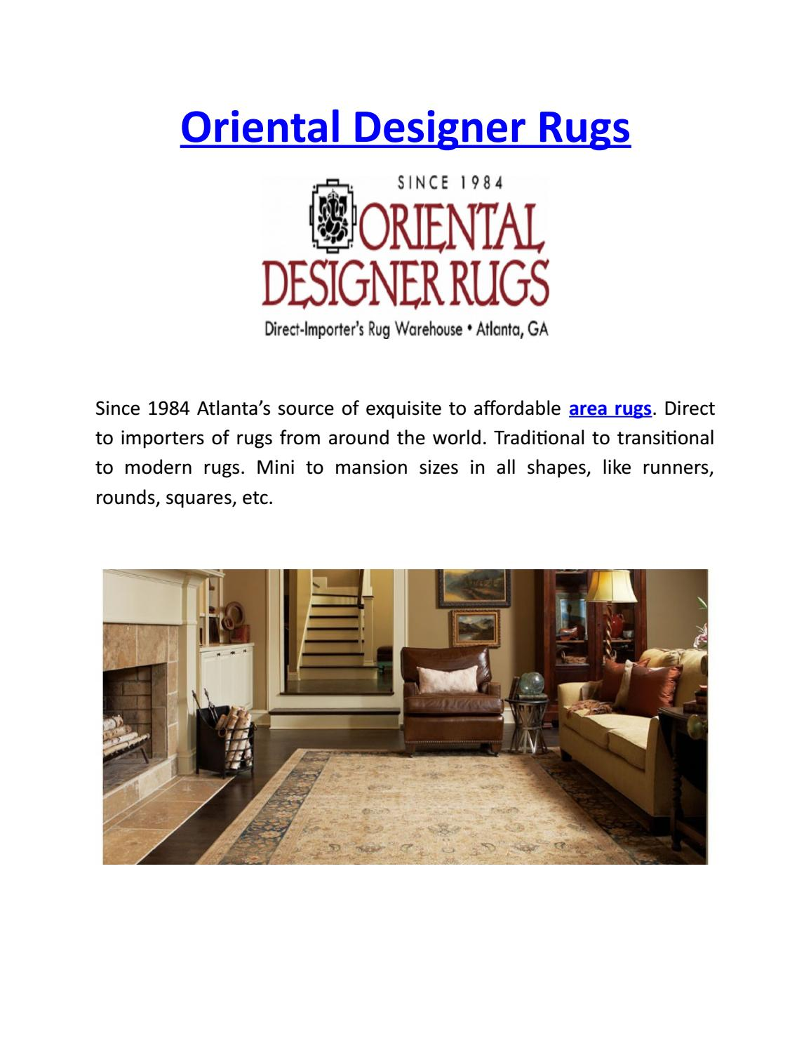 Contemporary Rugodern Rugs