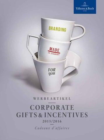 Villeroy Boch Katalog By Strend Werbeartikel Issuu - Villeroy und boch preisliste