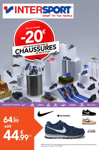 reputable site e230d e148e INTERSPORT MONS – CHAUSSURES (12 pages) by INTERSPORT France - issuu