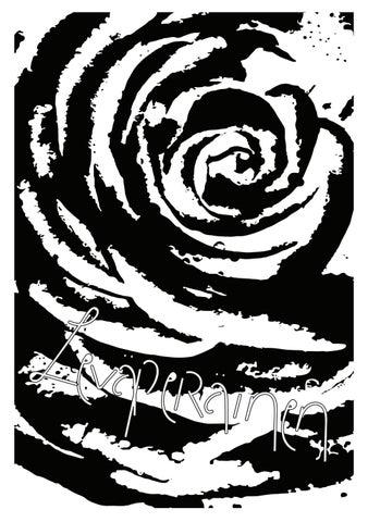 Seksiä valtava musta kukko