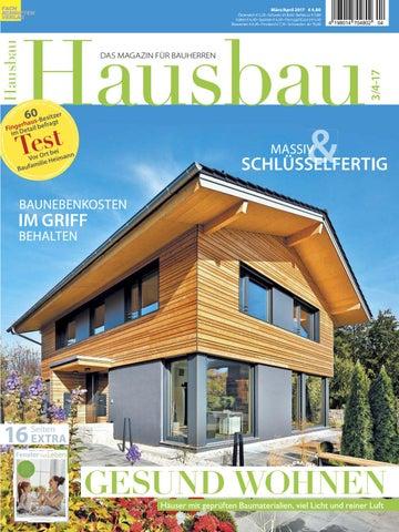 Hausbau 3/4-2017 by Fachschriften Verlag - issuu