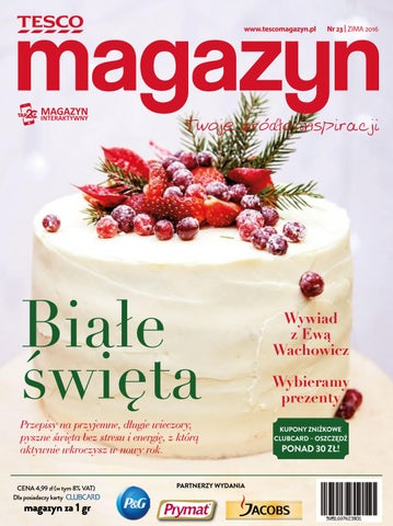 163e4329ad41b7 Tesco Magazyn nr 23 by Tesco Magazyn - issuu