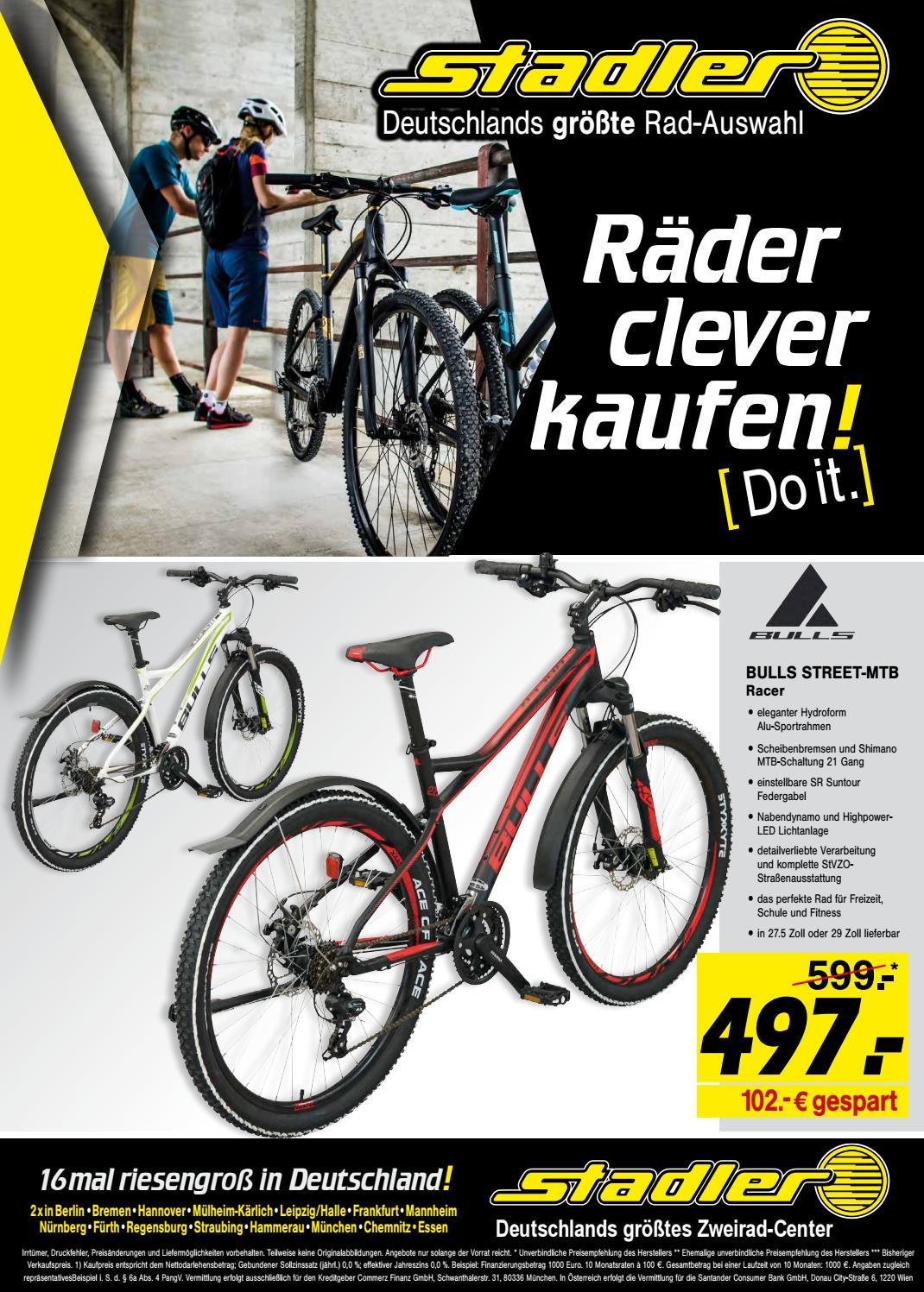 Stadler Räder Clever Kaufen By Berlin Medien Gmbh Issuu