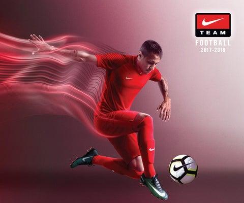 a4081edb9 Nike 2017 18 Teamsales Catalogue UK by Proactive Teamwear Ltd - issuu