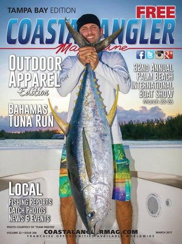 36c4e05ee37 Coastal Angler Magazine - March   Tampa Bay by Coastal Angler ...