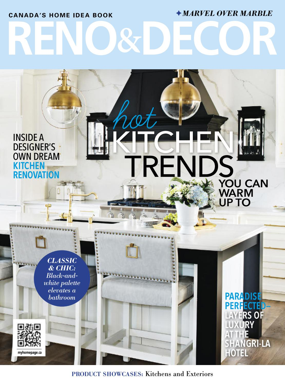 Reno & Decor Magazine - Apr/May 2017 by HOMES Publishing Group - issuu