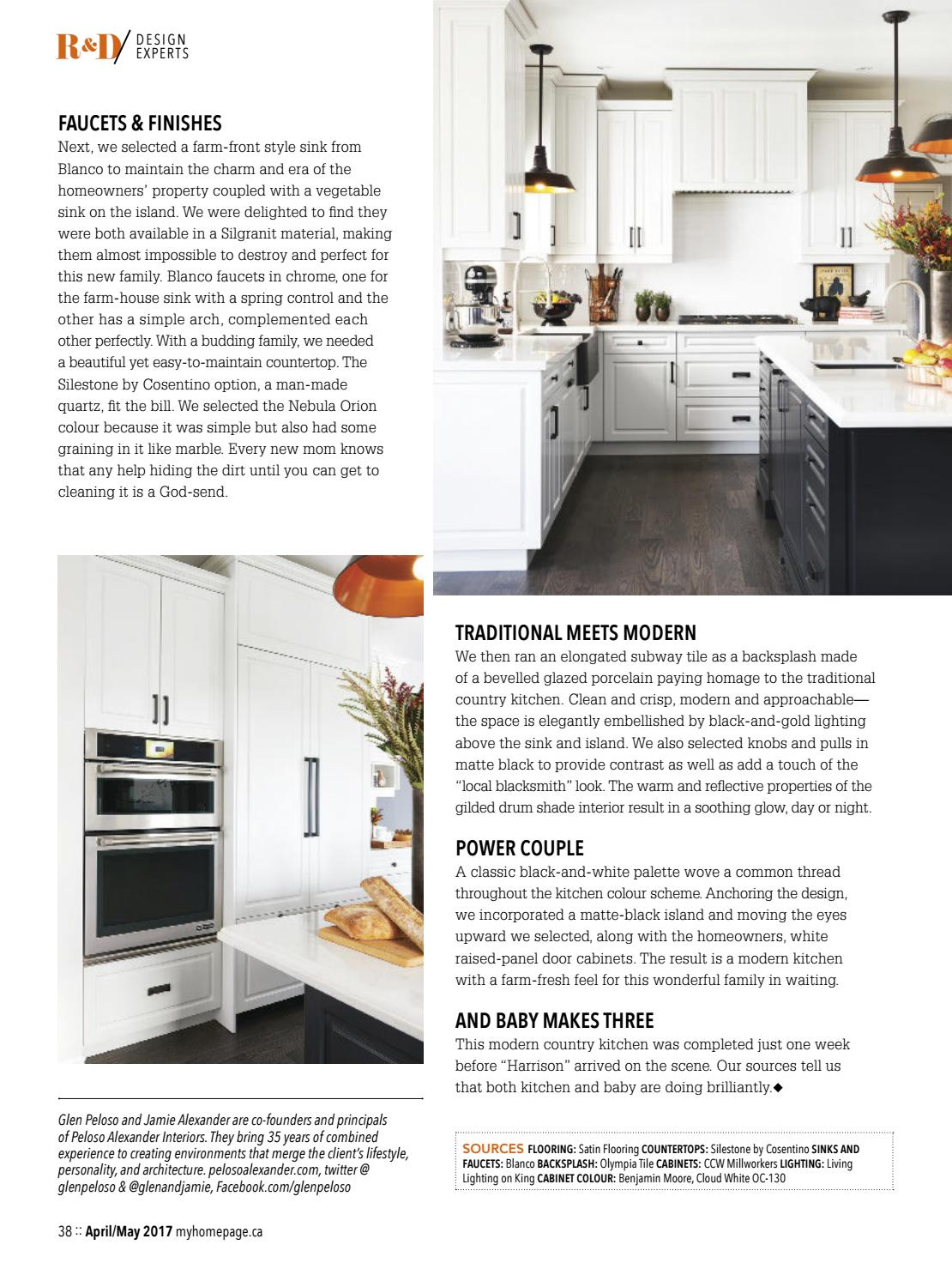 Reno & Decor Magazine - Apr/May 2017 by HOMES Publishing Group - issuu