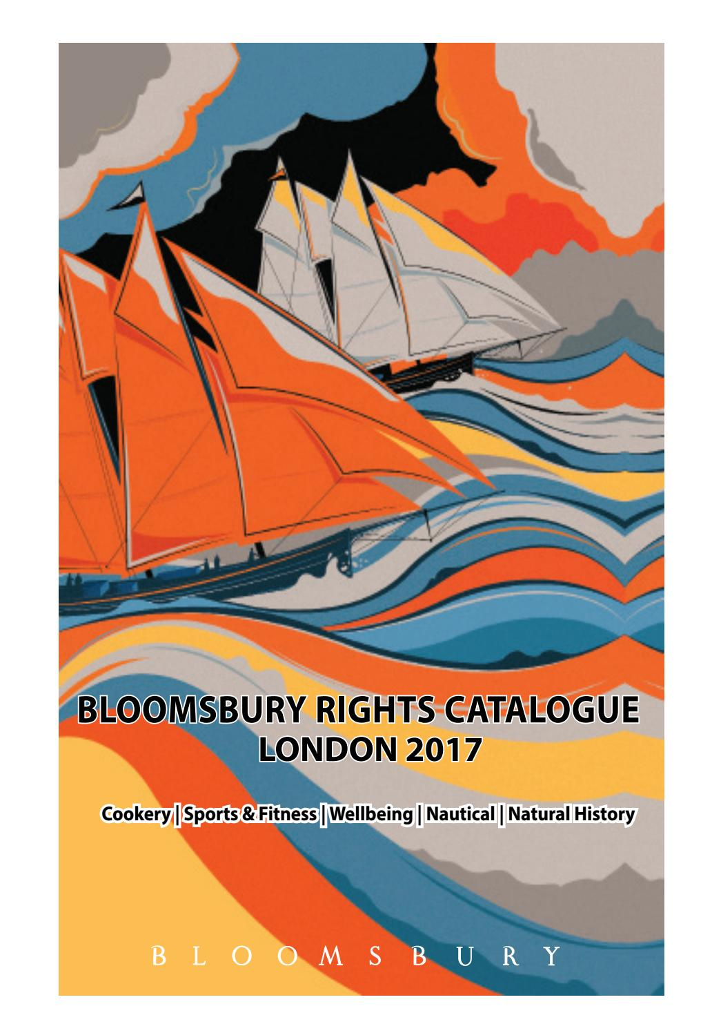 Bloomsbury Special Interest Rights Guide London 2017 by Bloomsbury  Publishing - issuu