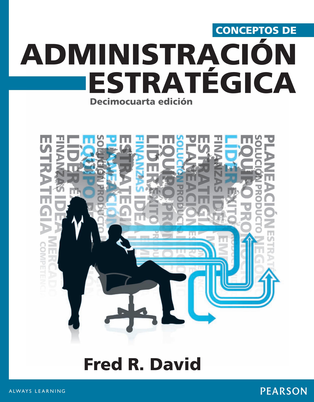 Administracion Estrategica by José Sanabria - issuu