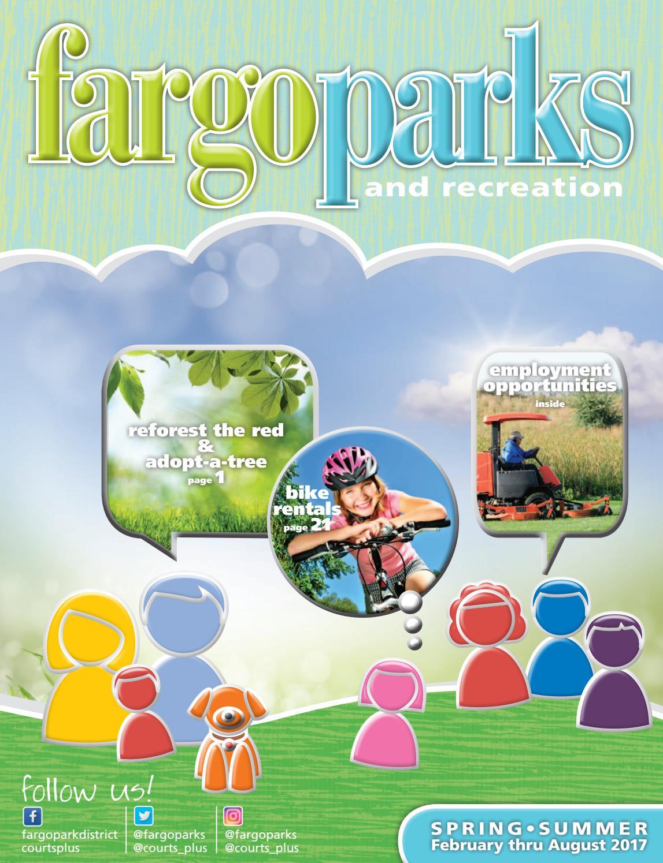 Fargo Parks Spring Summer Catalog By Fargoparks Issuu