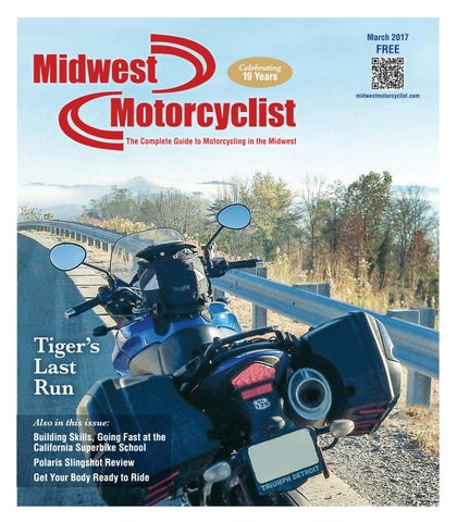 Midwest Motorcyclist(tm), March 2017 issue by Midwest