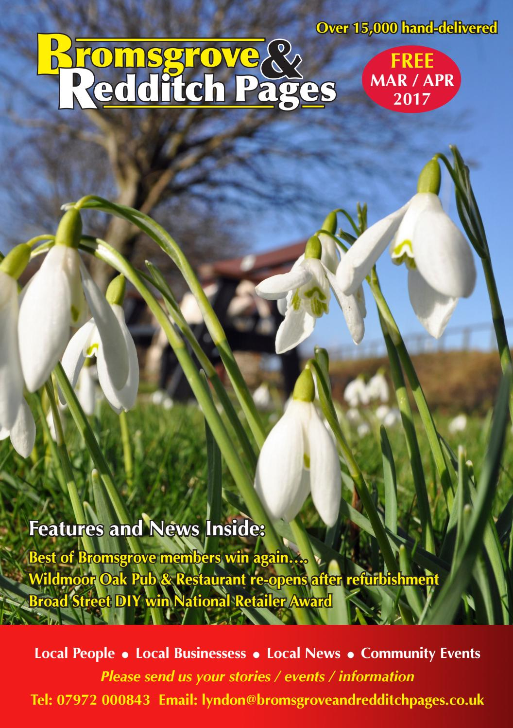 Bromsgrove redditch pages march april 2017 by the bromsgrove bromsgrove redditch pages march april 2017 by the bromsgrove oracle issuu izmirmasajfo
