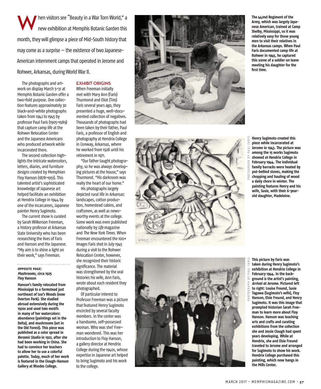 Memphis magazine, March 2017