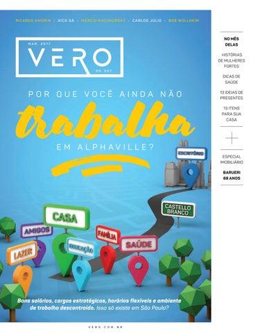 cd855eedc Revista VERO   MAR/2017 by Vero Alphaville - issuu