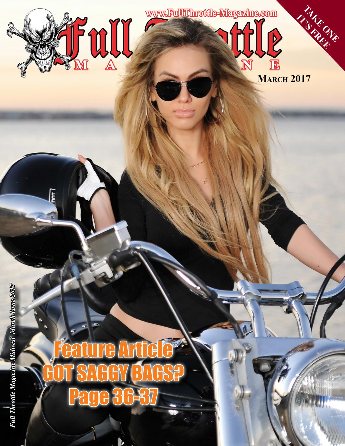 Full Throttle Magazine Midwest March Issue 2017 by Full