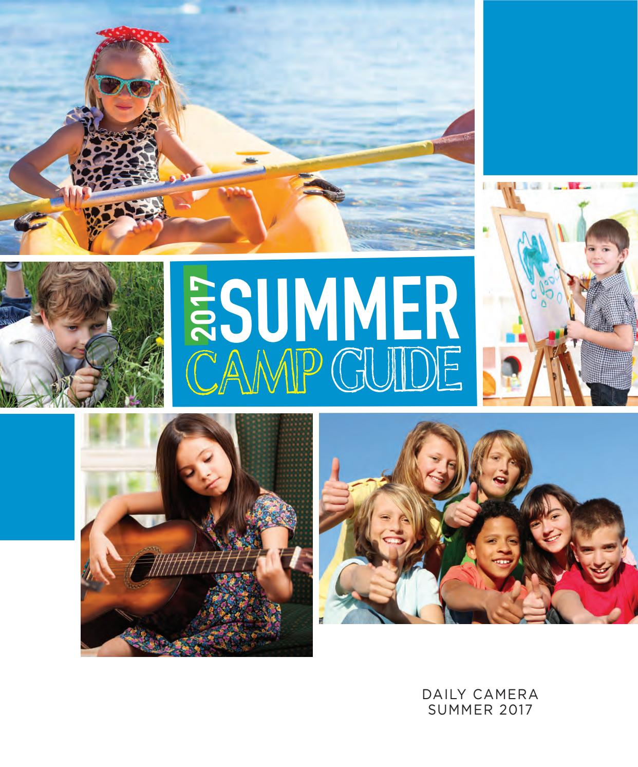 Summer Camps - Boulder Daily Camera