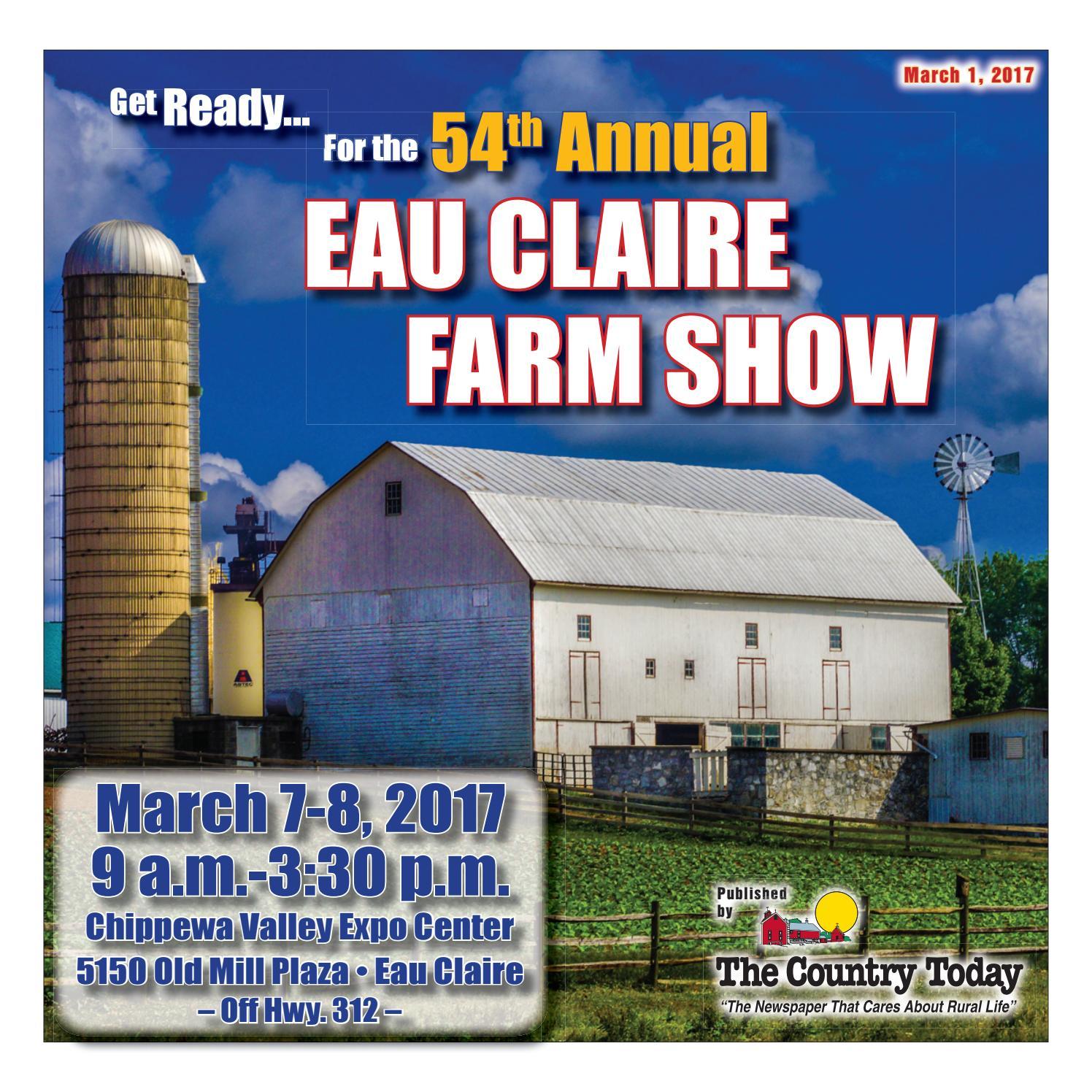 54th Annual Eau Claire Farm Show by Leader Telegram - issuu