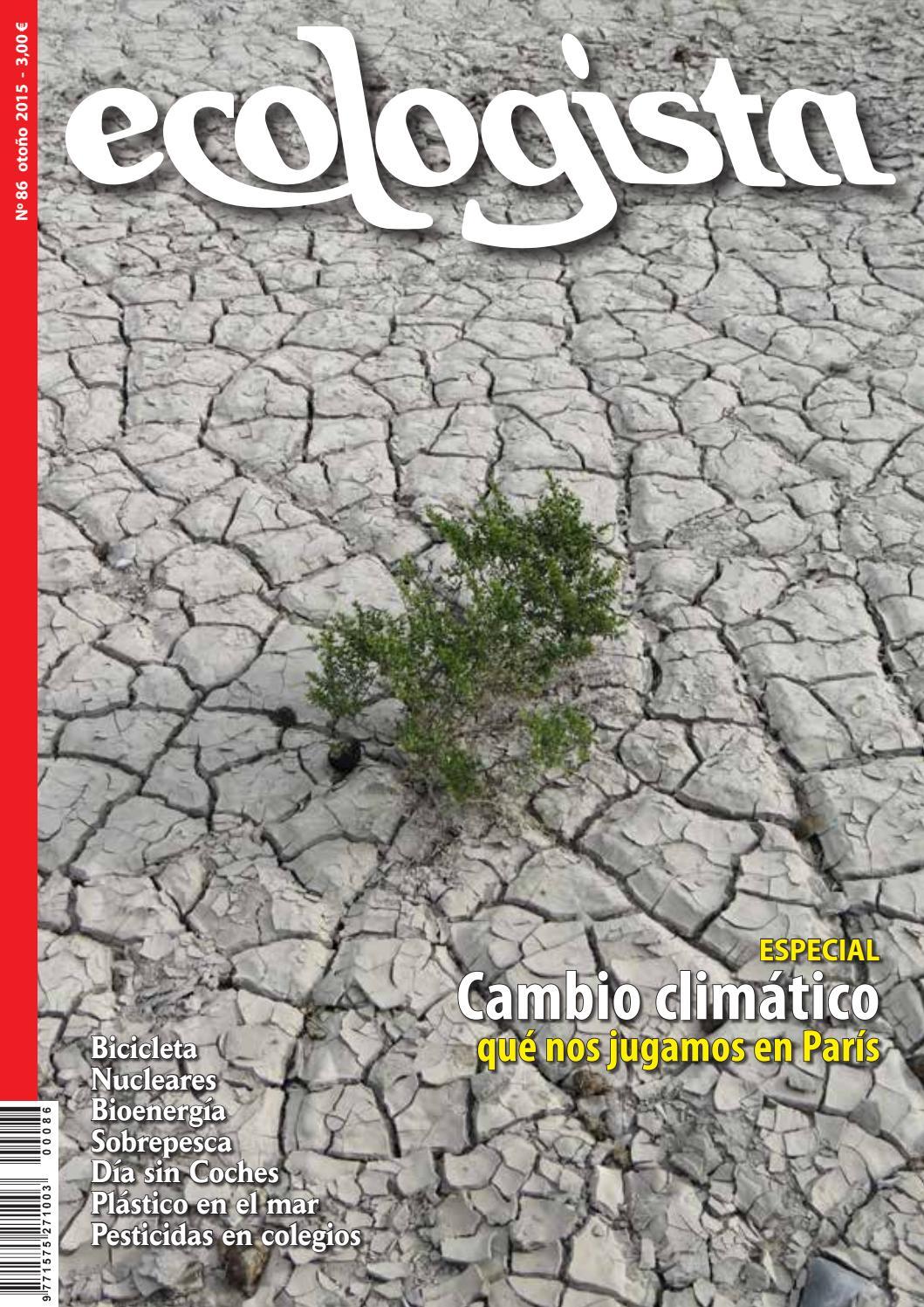 Ecologista nº 86 by Revista El Ecologista - issuu