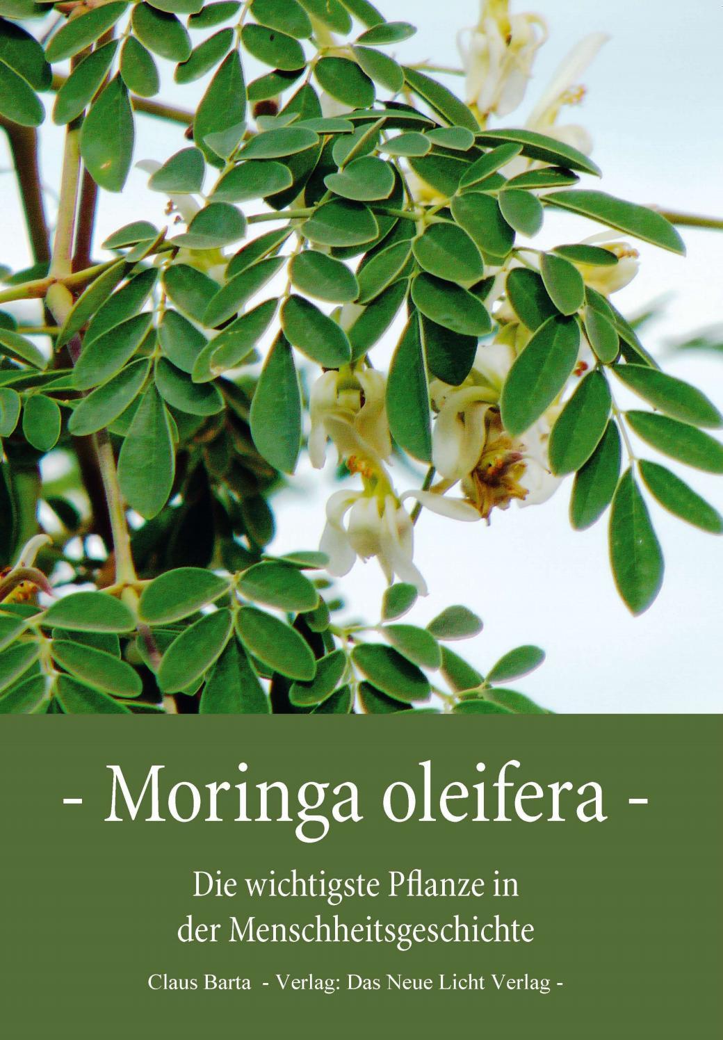 Moringa dient zum Abnehmen