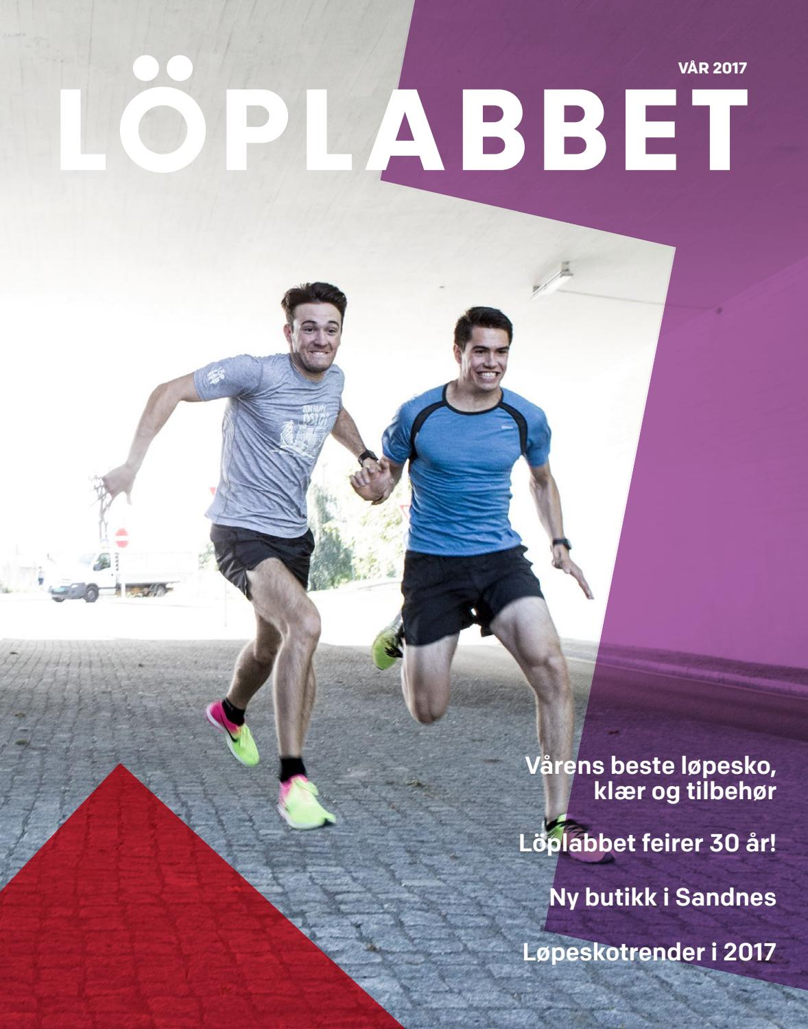 1d577cef Löplabbets vårkatalog 2017 by Löplabbet AS - issuu