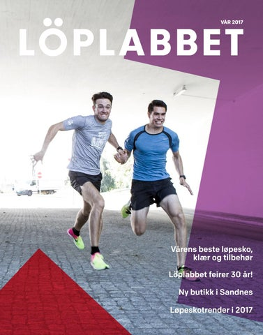 1d577cef Löplabbets vårkatalog 2017 by Löplabbet AS - issuu