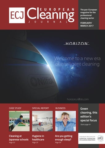February/March 2017 by European Cleaning Journal - issuu
