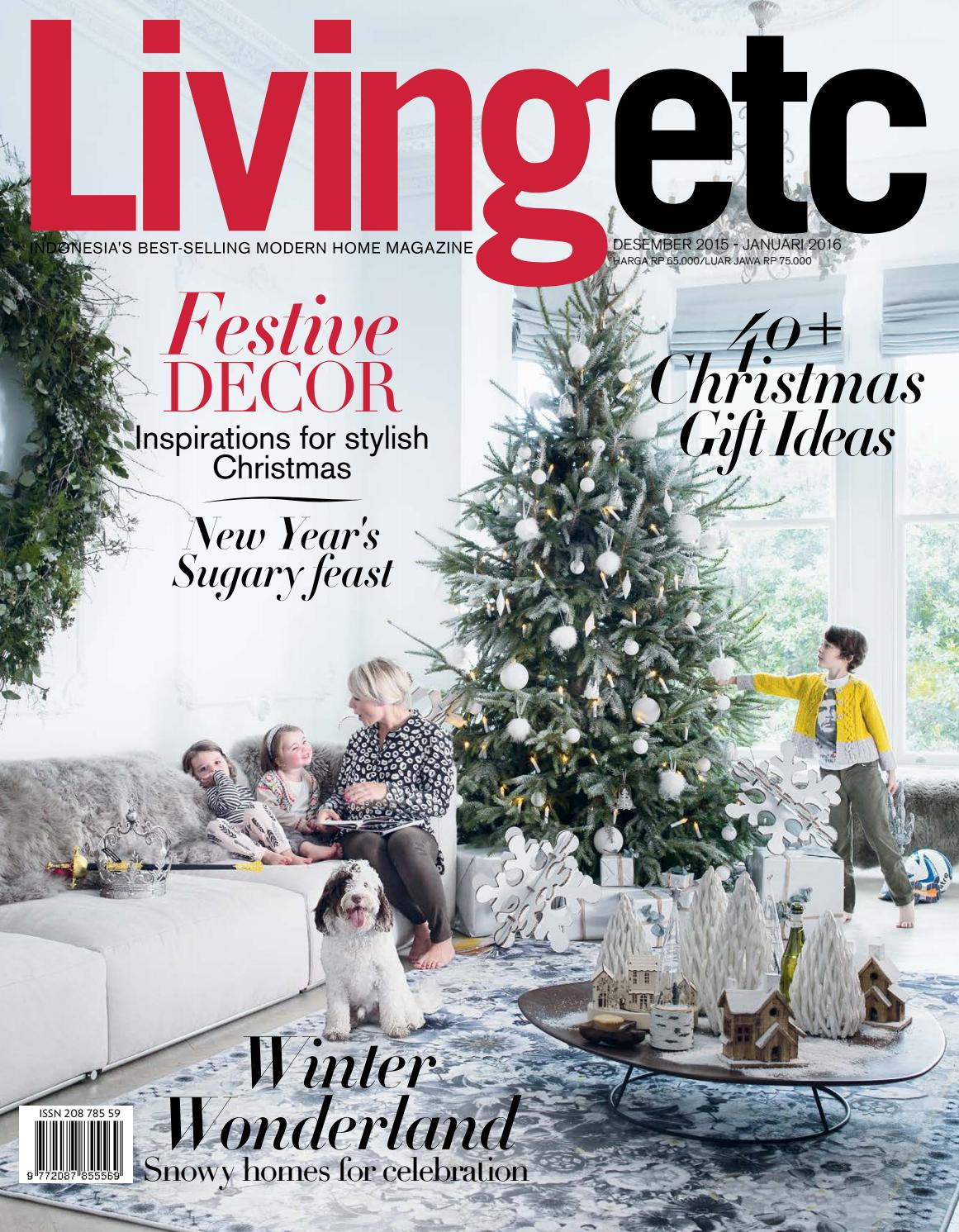 Livingetc Indonesia Desember 2015 Januari 2016 By Sunthy Sunowo Issuu