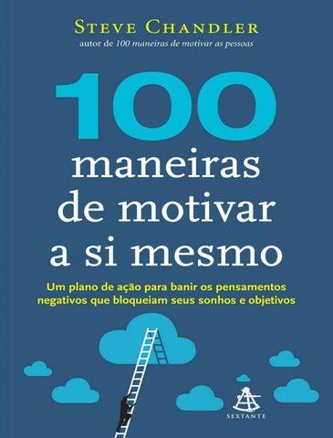 9dbee2cd59a 100 maneiras de motivar a si me steve chandler pdf by angelo lucena ...