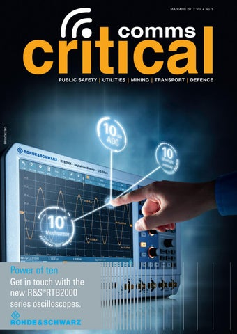 Critical Comms Mar/Apr 2017
