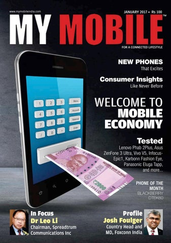 My mobile magazine january 2017 by My Mobile - issuu
