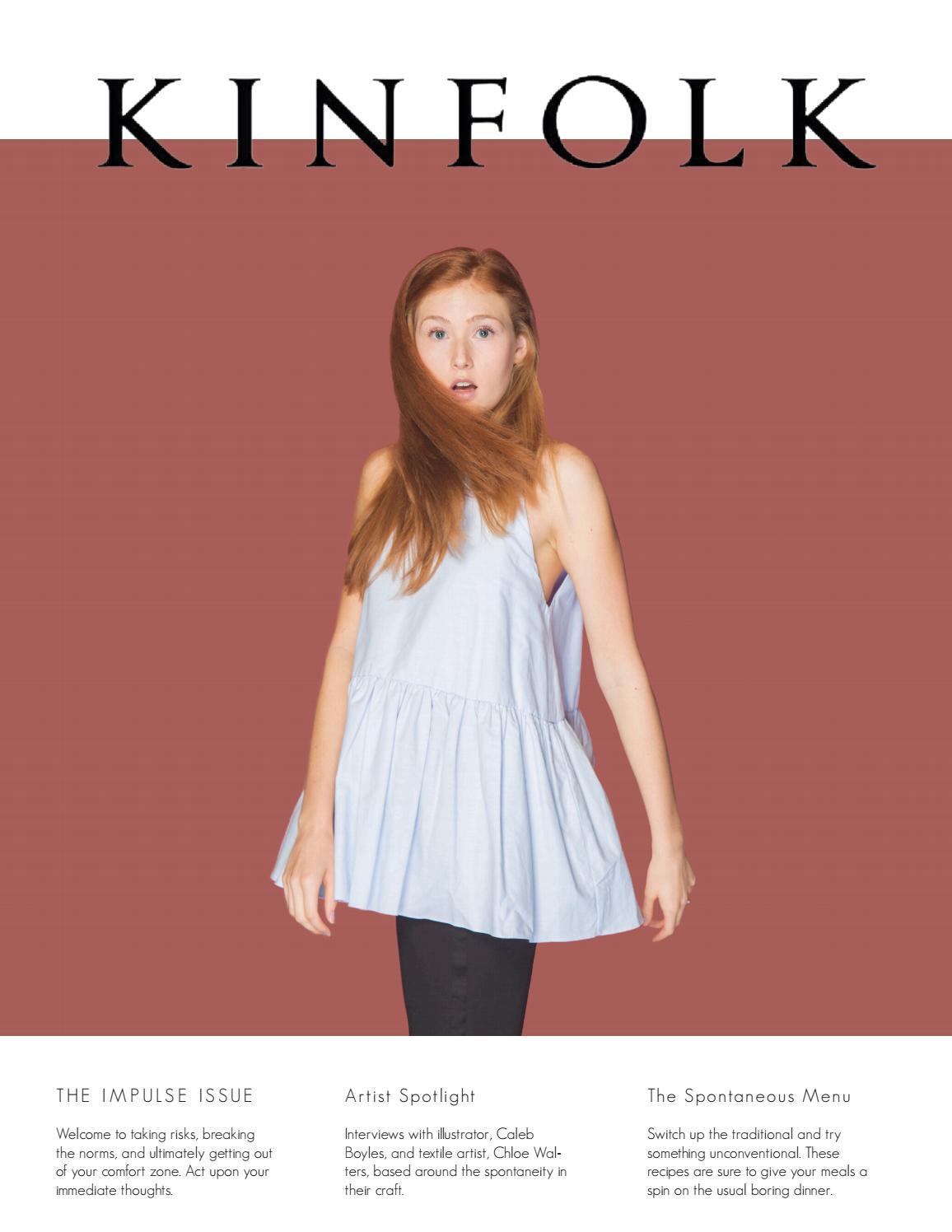 Kinfolk Magazine Pdf