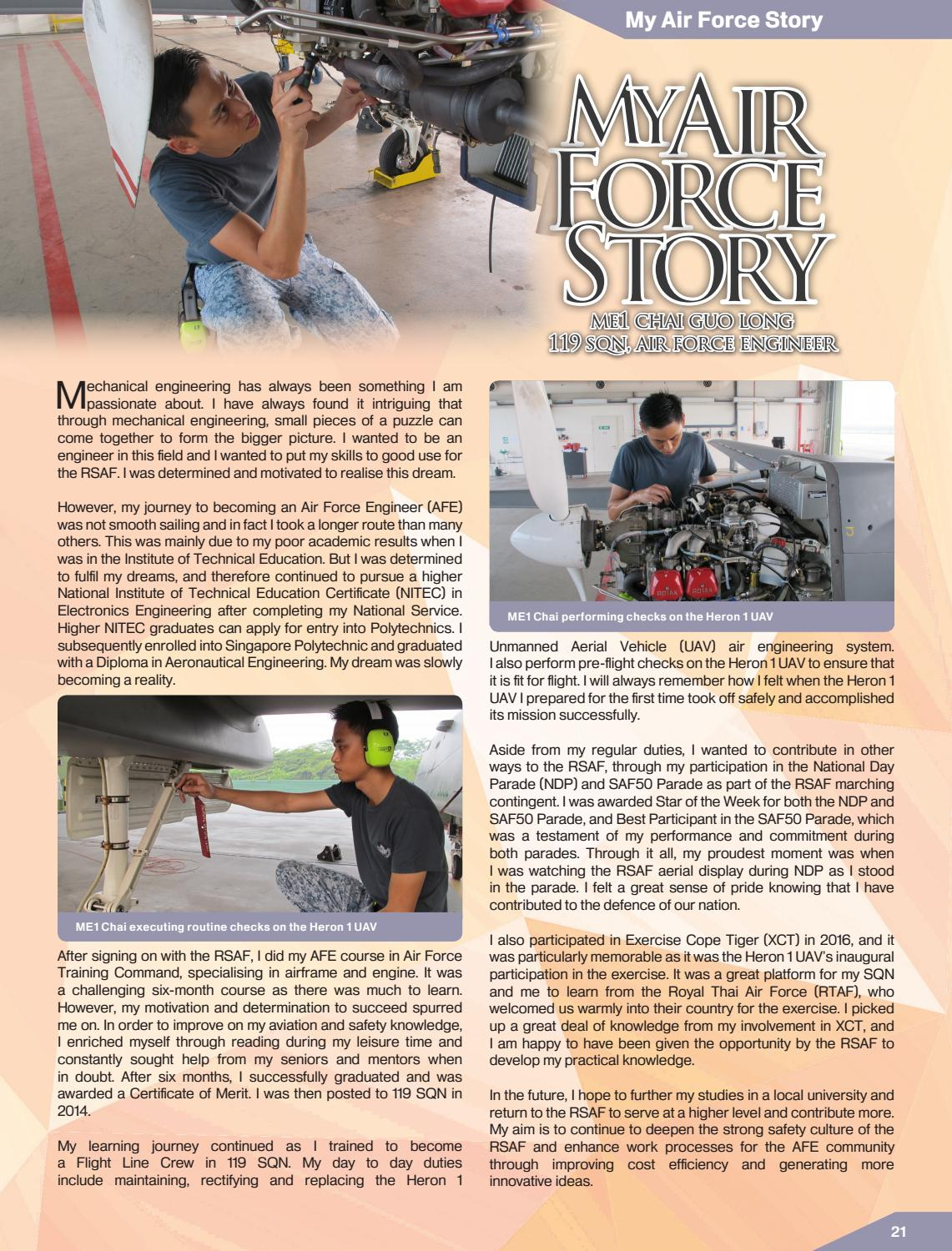 Air Force News 20 by AFIC NME   issuu