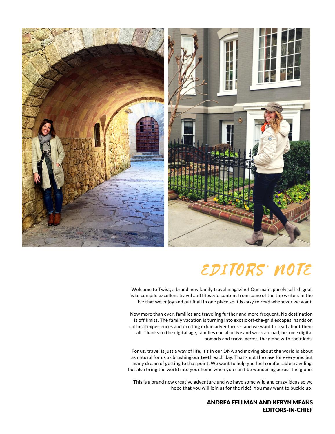 Twist Family Travel Magazine by Twist Travel Magazine - issuu