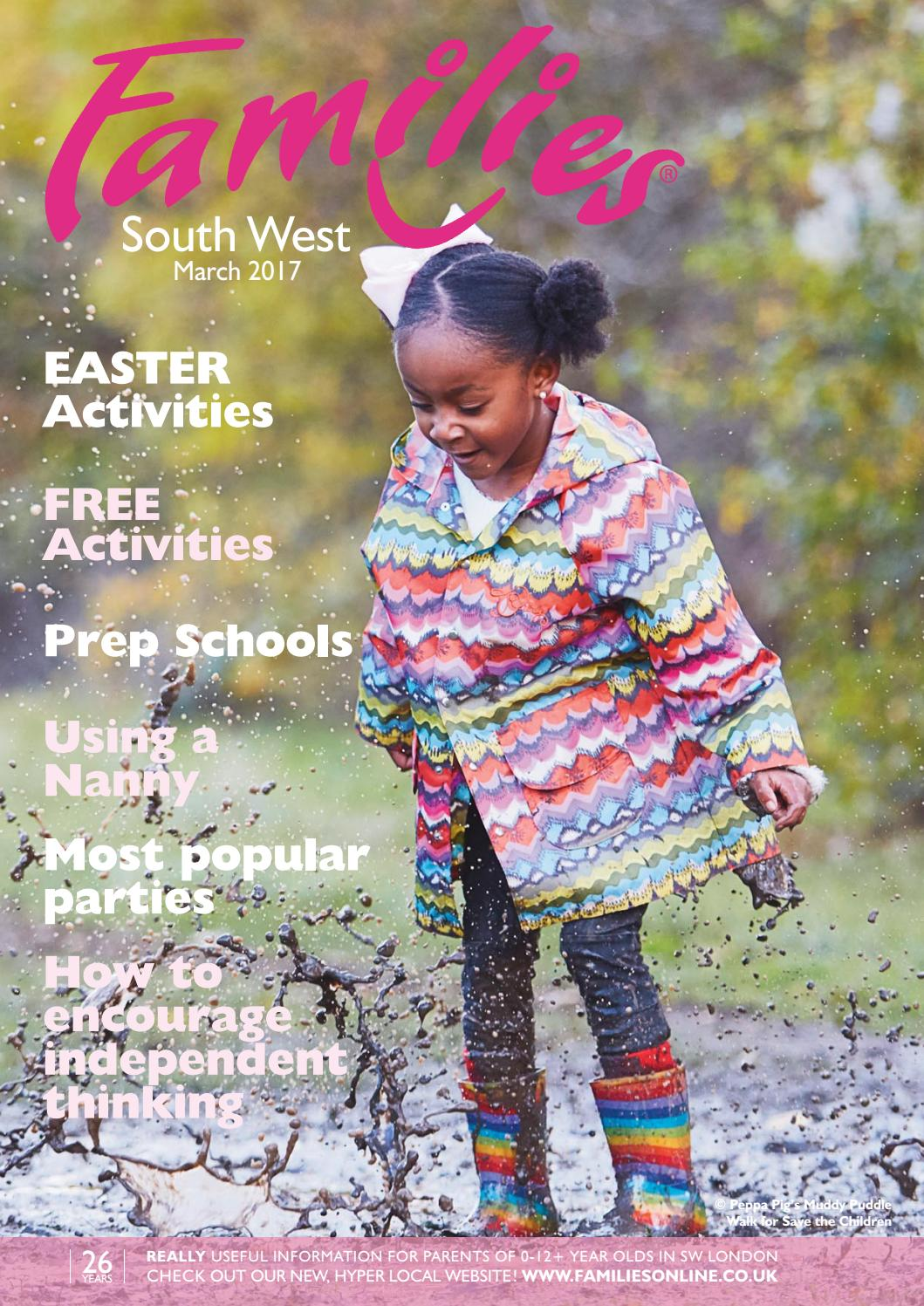 e55b879fb6b Families London SW March 2017 Issue 264 lo-res by Families Magazine ...