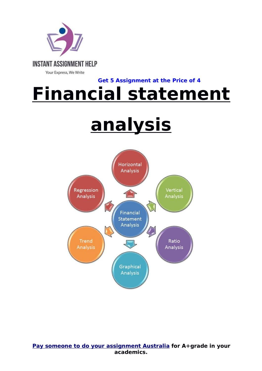 Financial statement analysis sample for students by instant financial statement analysis sample for students by instant assignment help australia issuu ccuart Image collections
