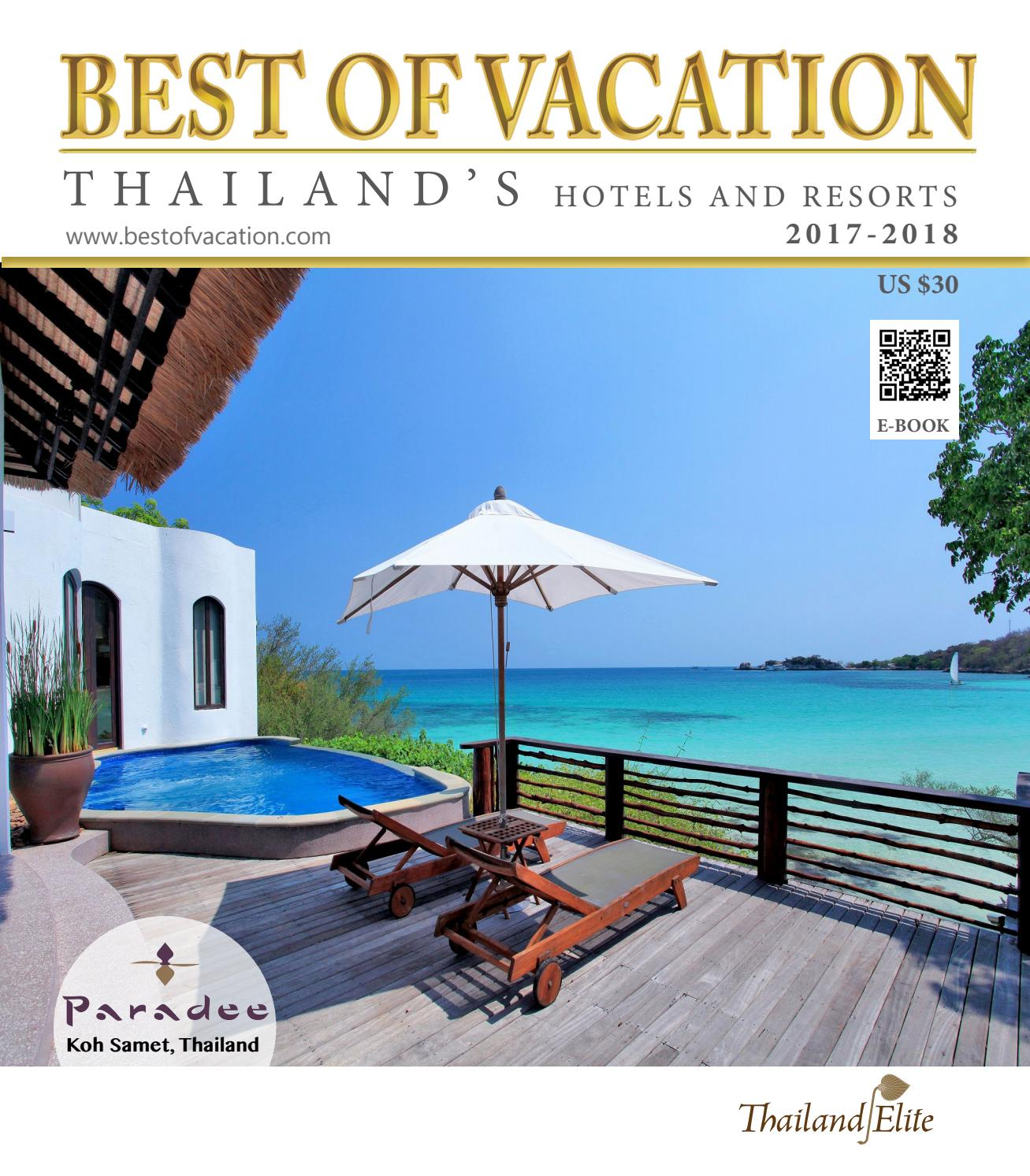 Best of vacation 2017-18 by Luxury Publications - issuu