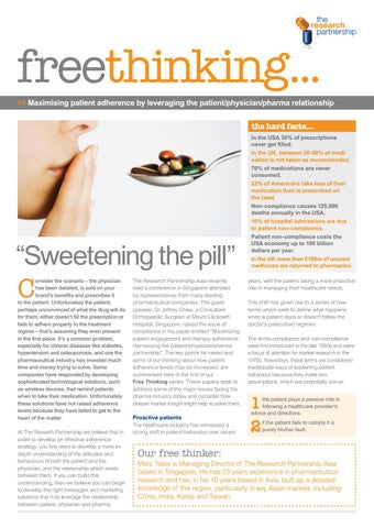 Patient Compliance : Sweetening the Pill by Faiz Kermani (2006, Hardcover)