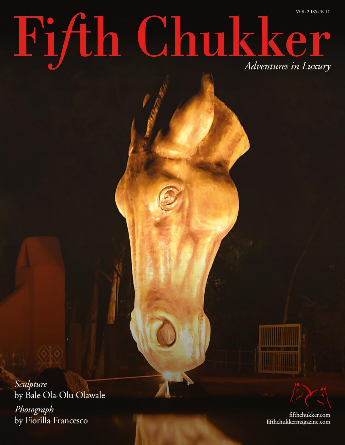 3bce699f3c7d94 Fifth Chukker Vol 2 Issue 11 February 2017 by The Magazine ...