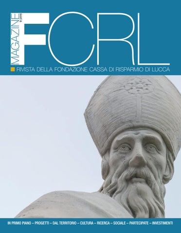 Fcrlu magazine 2016 09 by Fondazione Cassa di Risparmio di Lucca - issuu 570a1f37d16b